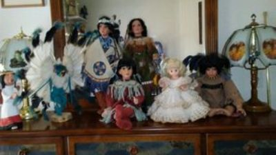 Collectibles Doll