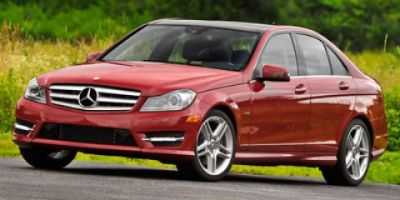 2013 Mercedes-Benz C-Class C300 4MATIC Luxury (Black)
