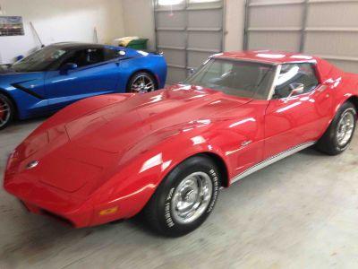1973 Chevrolet Corvette C3 T-Tops Restored Beautiful Example