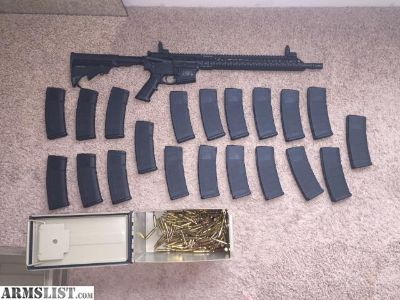 For Sale: Smith & Wesson 5.56 AR