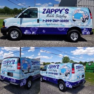""">>>Custom Wraps: """"Come to the BEST, and We'll do the REST"""""""