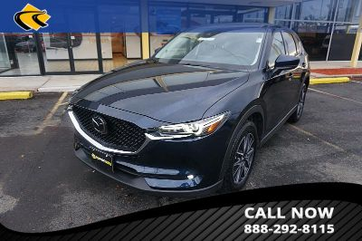 2018 Mazda CX-5 4d SUV AWD Grand Touring (BLUE)