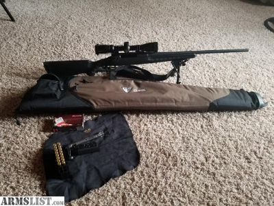 For Sale/Trade: savage .308