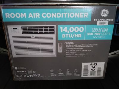 Brand new used for one month window ac unit