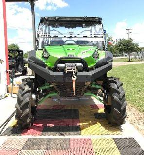2014 Kawasaki Teryx4 LE Side x Side Utility Vehicles Brazoria, TX