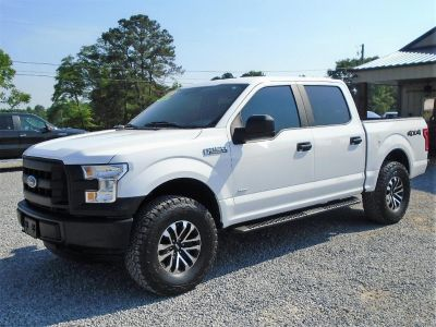 2015 Ford F150 XL SUPERCREW 4X4 King Ranch (WHITE)