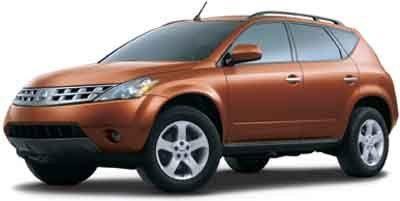 2004 Nissan Murano SL (Brown)