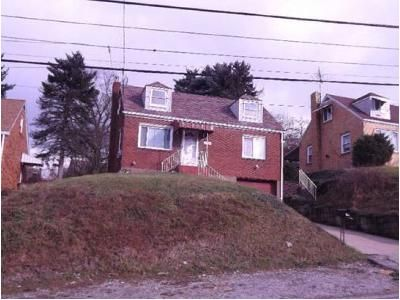 3 Bed 1 Bath Foreclosure Property in Homestead, PA 15120 - Commonwealth Ave