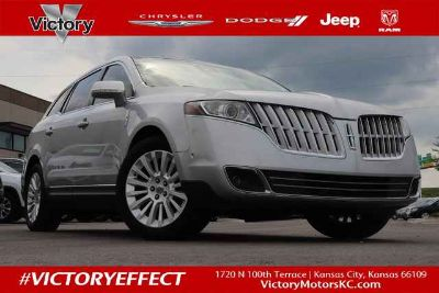 2012 Lincoln MKT EcoBoost **RECENT TRADE**SUNROOF**