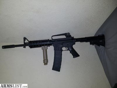 For Sale/Trade: Looking to sell or trade ar15