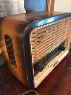 Antique, Rare Telefunken