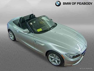 Used 2013 BMW Z4 2dr Roadster