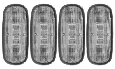 Sell Anzo USA 861104 LED Dually Fender Lights Fits 03-09 Ram 3500 motorcycle in Burleson, TX, United States, for US $95.95