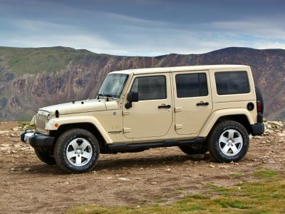 2013 Jeep Wrangler Unlimited Sport (Black Clearcoat)