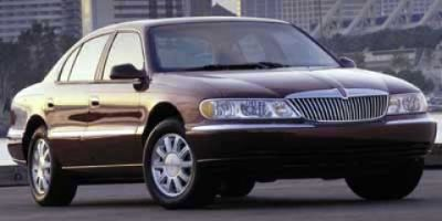 2000 Lincoln Continental Base (White)