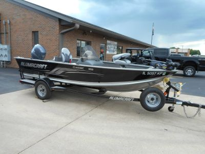 2013 Alumacraft CLASSIC 165 CS Other Watercraft Belvidere, IL