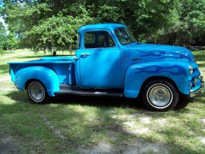 1954 Chevrolet 5-Window Pickup