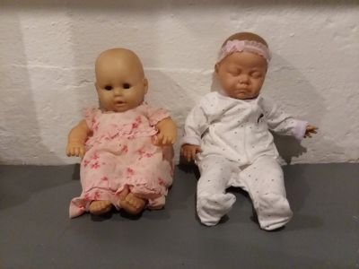Baby Dolls and Doll Clothes