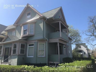 Apartment Rental - 200 W Borden Ave