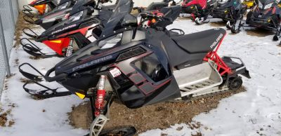 2010 Polaris 600 Rush Snowmobile -Trail Antigo, WI