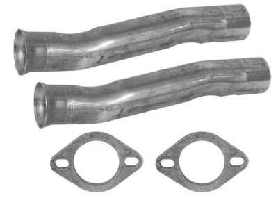 "Buy 1979-1995 FORD MUSTANG 5.0L FLOW TUBES 2-1/2"" INTERMEDIATE EXHAUST FLANGES motorcycle in Manchester, Connecticut, US, for US $47.00"