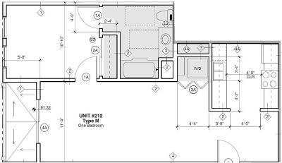 $6510 1 apartment in West Los Angeles