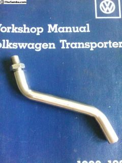 Split bus stainless steel shifter extension