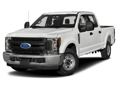 2019 Ford F-350SD XL (Oxford White)