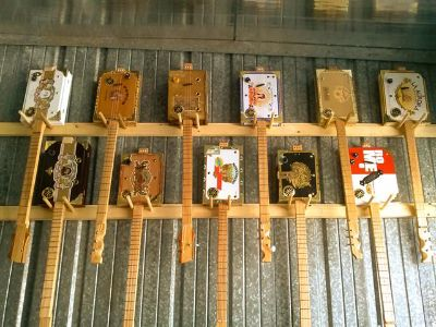Made in USA Cigar Box Guitars