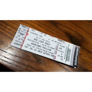 Last ticket left to see Blue October!