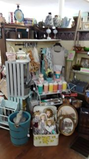 JC MO Antique Mall. 40% off everything