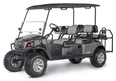 2019 E-Z-Go 72V Express L6 Electric Golf Golf Carts Jasper, GA
