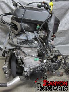 Buy 99-07 Suzuki GSX1300R Hayabusa Busa Engine Motor Cart Kit Complete Harness ECU motorcycle in Caldwell, Idaho, United States, for US $2,775.00