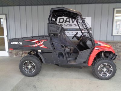 2014 Arctic Cat Prowler 700 HDX Limited EPS Side x Side Utility Vehicles Delano, MN