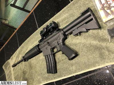 For Sale: Bushmaster Carbon 15