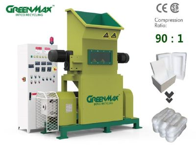 Professional EPS melting machine of GREENMAX MARS series