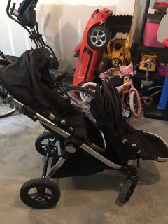 Baby jogger city select