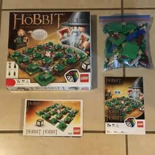 LEGO The Hobbit Game Complete in Box EUC