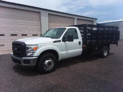 2012 Ford F-350 *12 Ft Steel Body*