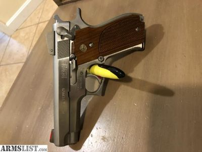 For Sale: S&W model 639 Stainless