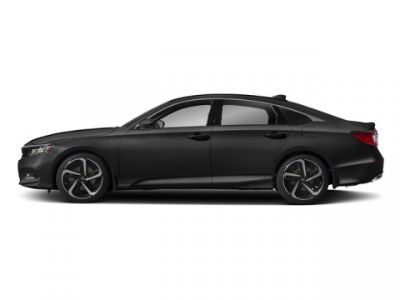 2018 Honda ACCORD SEDAN Sport (Crystal Black Pearl)