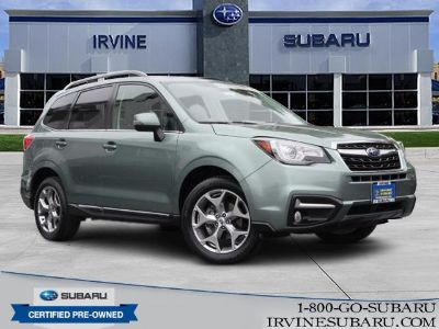 2017 Subaru Forester 2.5i Touring (Jasmine Green Metallic)
