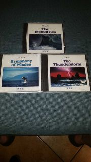 Relax to the sounds of nature 3 CDs