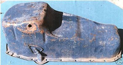 Sell CHEVROLET SB OIL PAN (DIP STICK IN PAN) 1977 TO 1985 motorcycle in Chino Valley, Arizona, United States, for US $75.00