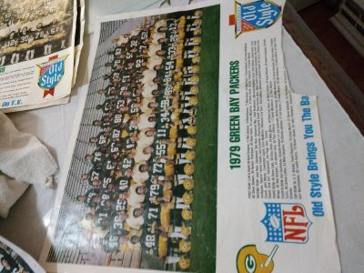 1979 Heilemans Old style packer poster
