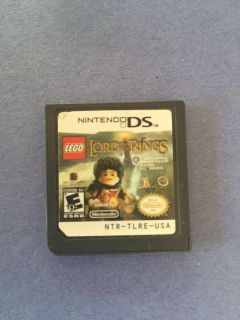 LEGO Lord of the Rings DS Game