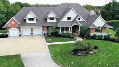 11090 Geist Road Fishers, Exquisite 4Bd/4.5 BA Estate Home on