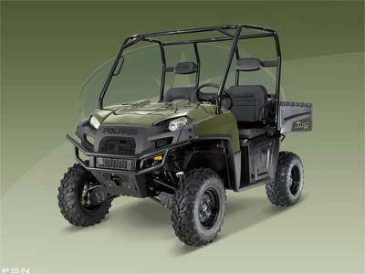 2009 Polaris Ranger 4x4 Side x Side Utility Vehicles Eastland, TX