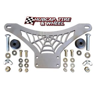 Sell POISON SPYDER ROCKBRAWLER HI-LIFT JACK MOUNT STEEL TIRE CARRIER MOUNT 45-61-010 motorcycle in West Palm Beach, Florida, United States, for US $95.99