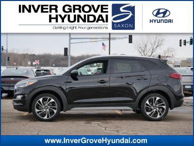 2019 Hyundai Tucson (BLACK NOIR)
